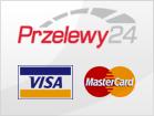 Płatność przez Przelewy24